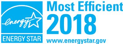 Most Efficient 2018 Energy Star