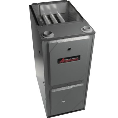 Amana High Efficiency Gas Furnace 98% AFUE  Total Comfort Heating & Air Conditioning in Rochester