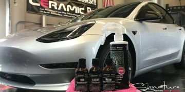 Ceramic pro coatings ceramic pro tesla nanocoating protection