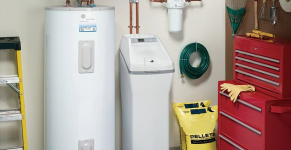 Water Softener Installations & Repair Services - Airdrie & Calgary Plumbing & Heating - KaiTech