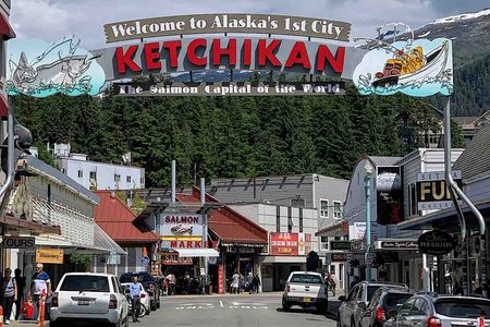 Welcome to Ketchikan Alaska with Reel Alaska Fishing Charters