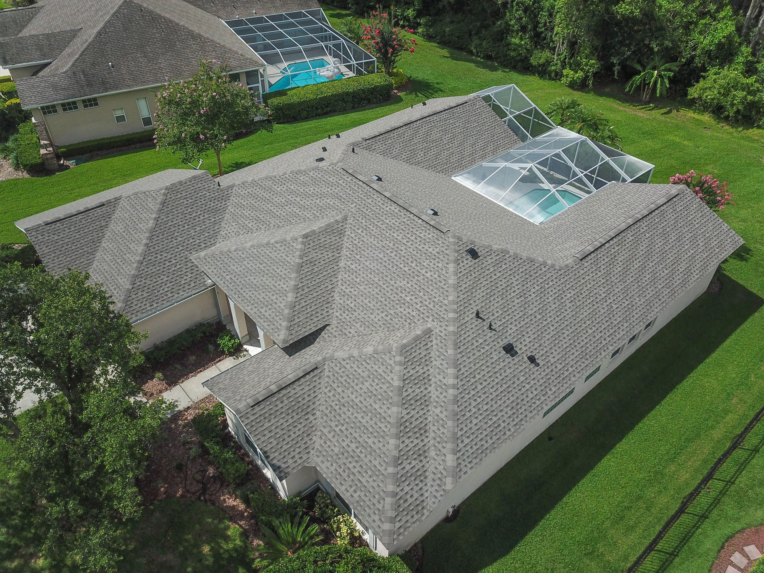 All Roof images are Roofs that we replaced.