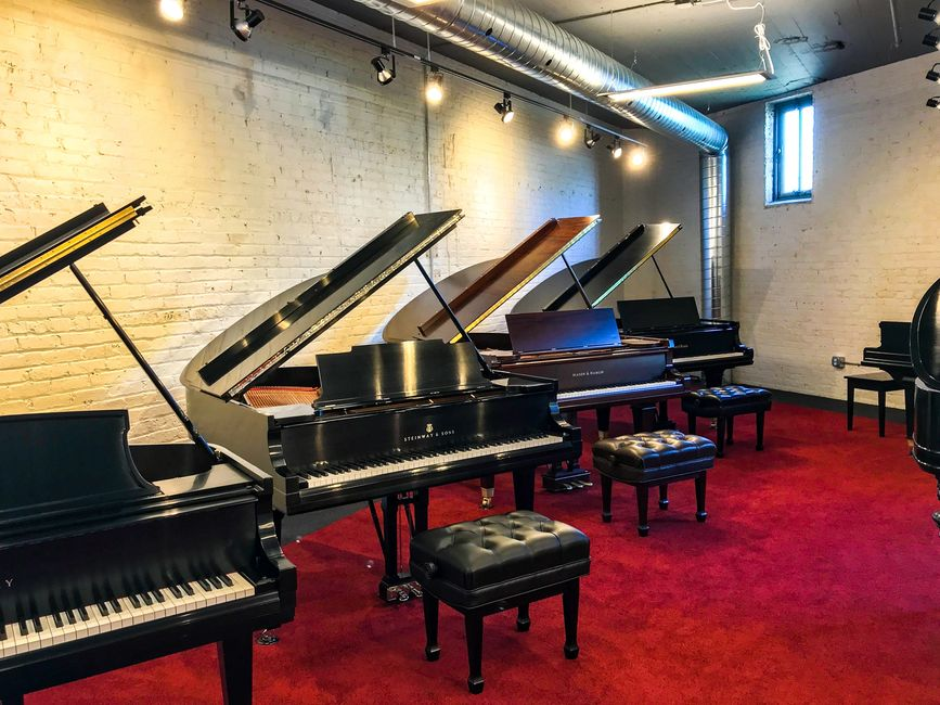 Premier Piano Service Affordable Pianos and Premium Service