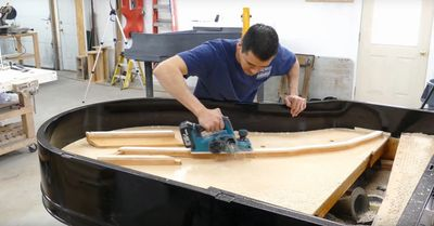 Premier Piano Service is a full-service restoration, refinishing and piano sales company located.