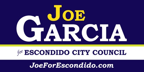 Joe for escondido