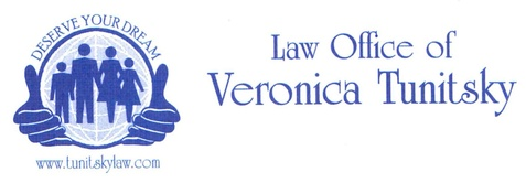 Law Office  of veronica tunitsky