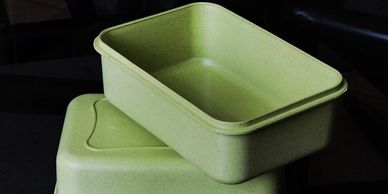 Compostable reusable products Biorgani
