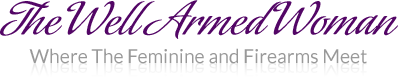 The Well Armed Woman Logo
