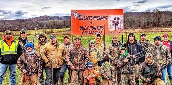 family duck hunt