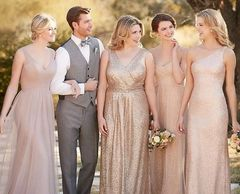 Bridesmaid dress trends from the red carpet to the aisles of the most fashion-forward weddings.