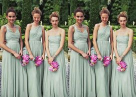 Bridesmaid dresses on trend that your wedding party will want to  wear again!