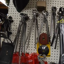 Farrier Supplies, puller and nippers.  JM 4 Ranch offers a very large selection of Farrier Supplies.