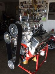 High Performance Dodge engine builder in NC