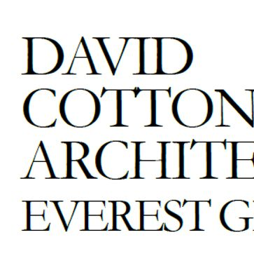 David Cotton - Architect