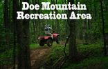 Doe Mountain offers 8600 acres with OHV & hiking trails.