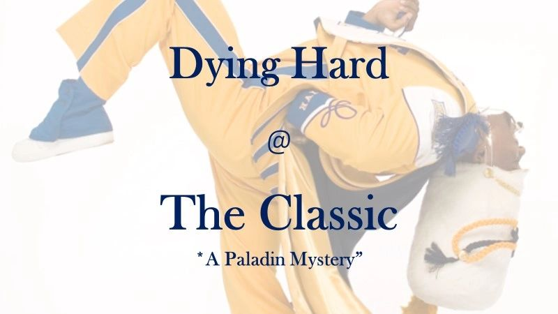 Dying Hard Mysteries | Rod Sanford