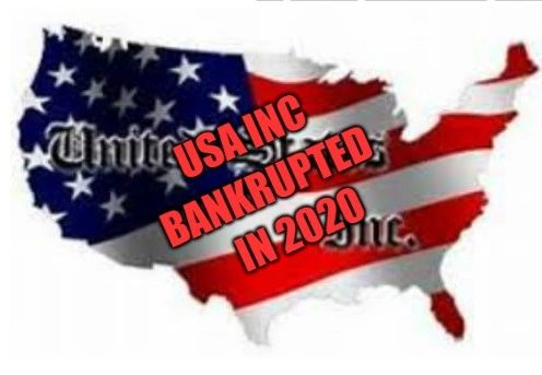 USA Inc. Bankrupt Docs, We are witnessing History || Santa Surfing (Beach Broadcast)