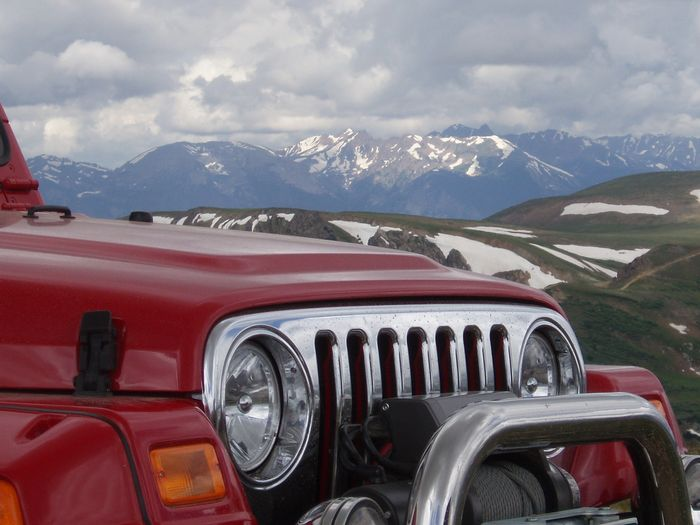 All Jeep all the time!  Vintage Jeeps to Modern Jeeps, we love them all.