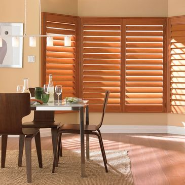 We have been selling  & installing custom Shade-O-Matic blinds, shades & shutters since 1995