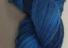 Blue/Grey Hand Painted Yarn