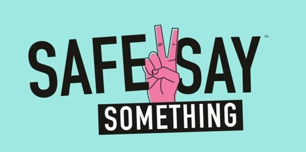 Safe to Say Something Logo