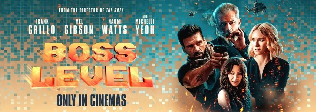 Movie Review - BOSS LEVEL
