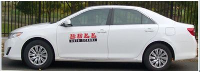 Bell Auto Driving School Car