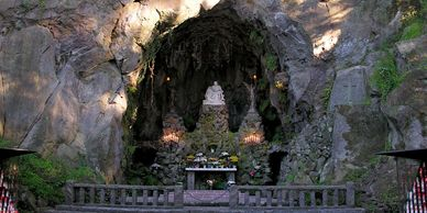Visitor information about The Grotto in Portland Oregon