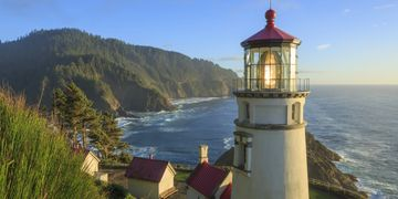 Visitor information about road trips from Portland Oregon