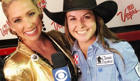 TV Personality - Rodeo Reporter