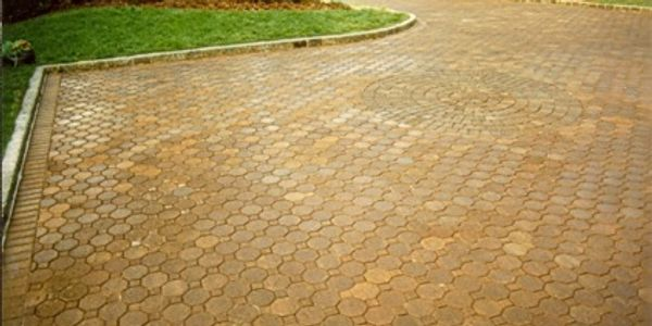 Long Island Masonry cambridge Paver driveways patios in Suffolk County New York Brick driveways