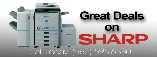 "Generate excitement  Coast Copier Service has been in business for over 40 years. Our technicians have experience in the repair, service and supply of copy machines, printers, fax machines, and all office equipment. Our team provide fast, reliable service to all areas in Long Beach, Los Angeles County, and Orange County with many Years of Servicing Office Equipment in the Los Angeles and Orange County areas. ""Service is Our Business"" Service, Repair, Sales, Rent, and Supplies"