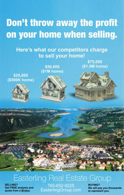 Easterling Real Estate Group La Costa brokerage MLS homes for sale carlsbad
