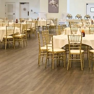 The Grand Oak in Turlock offers a beautiful venue that's perfect for your Wedding Reception venue.