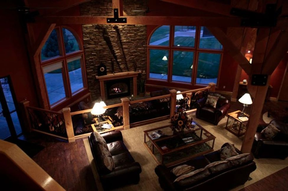 Great Room at The Signature Lodge