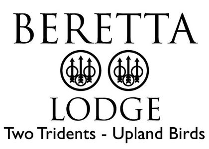 Two Beretta Tridents for excellence in Upland Bird hunting at The Signature Lodge by Cheyenne Ridge