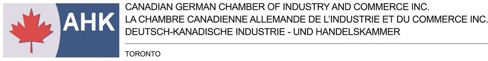 Canadian German Chamber of Industry and Commerce