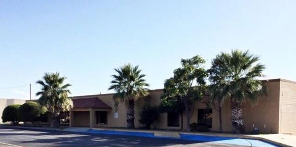 An example of commercial real estate you can find in Odessa, TX