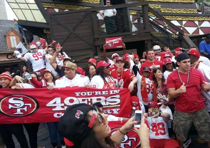Tampa Bay 49ers Invasion 2013