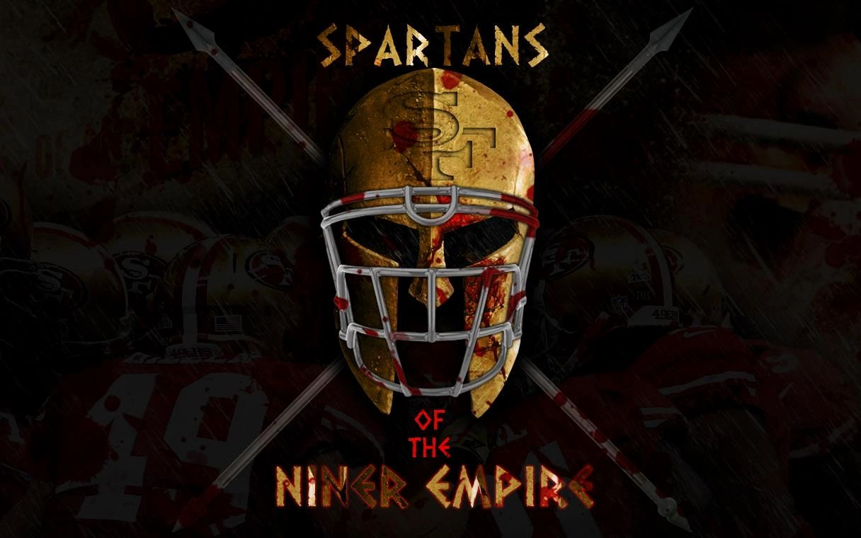 Spartan Niner Empire 49er Invasion