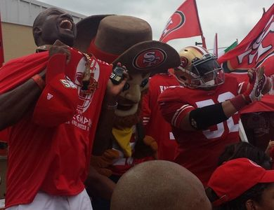 Dallas 49er Takeover, 49ers Invasion 2014