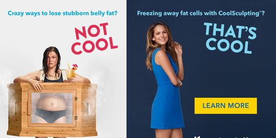 Fat Freezing Coolsculpting is Cool