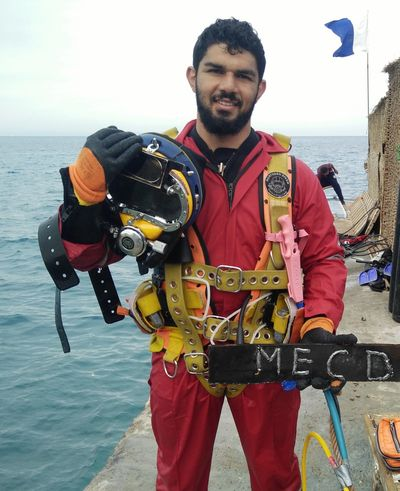 Middle East for Commercial Diving