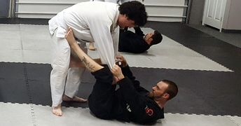BRUNO SOUZA ADULT BRAZILIAN JIU JITSU CLASSES