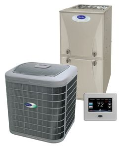 Carrier Air Conditioning Systems Four Seasons Air Conditioning