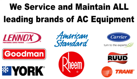 AC Maintenance and Service Brands