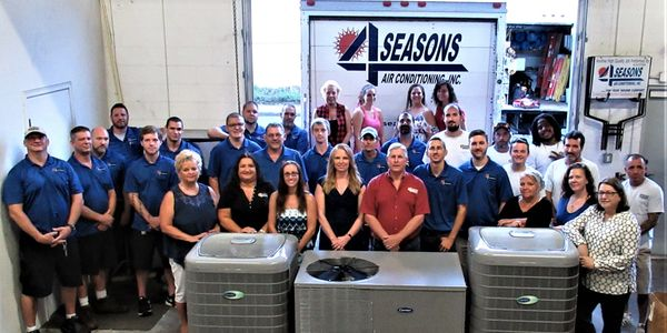 Four Seasons Air Conditioning serving Charlotte County, FL, Venice, FL, North Port, FL, Arcadia, FL