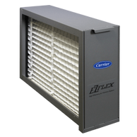 Cabinet air filtration systems MERV 13, Carrier air conditioners