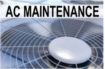 Air conditioner maintenance, air conditioner repair