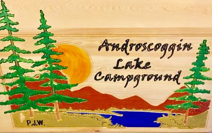 Androscoggin Lake Campground Coming Soon
